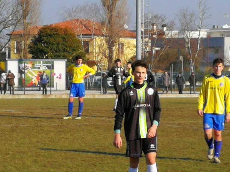 Academy Mestrino Rubano FC - Cerealdocks Camisano 2-1.
